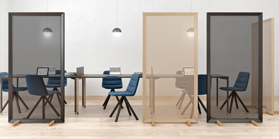 Parban by Systemtronic | Room dividers