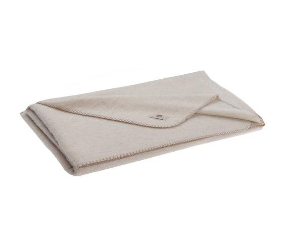 Alina Blanket winterwhite de Steiner1888 | Mantas