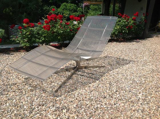 Spline | Relaxer di Schütz | Lettini giardino