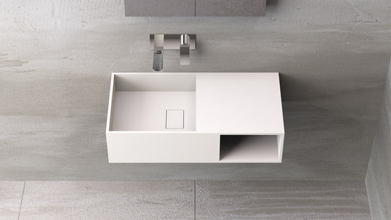 Solidplan by Ideavit | Wash basins