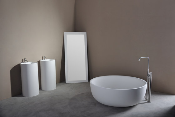 Solidround by Ideavit | Bathtubs