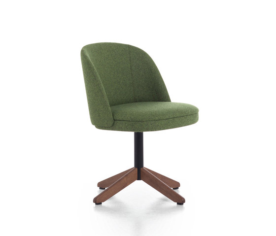 Bellevue 21 by Very Wood | Visitors chairs / Side chairs