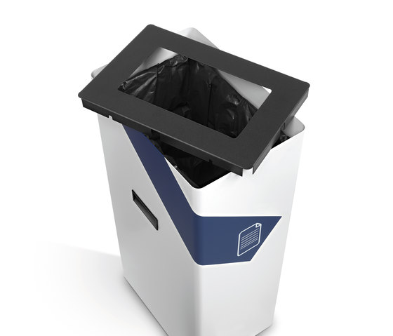 Basilea | BAS 01 de Made Design | Waste baskets