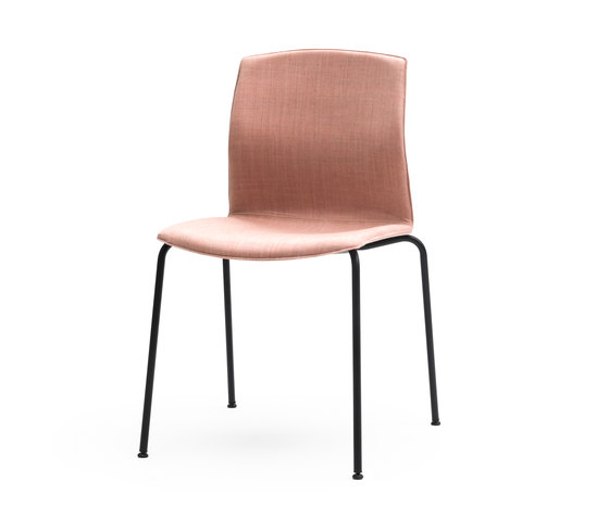 Kabi | 4 legs by AKABA | Visitors chairs / Side chairs