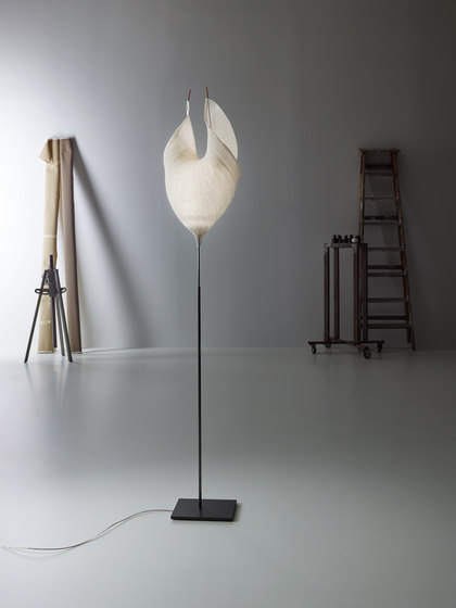 Babadul by Ingo Maurer | Free-standing lights
