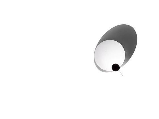 Eclipse Ellipse by Ingo Maurer | Wall lights