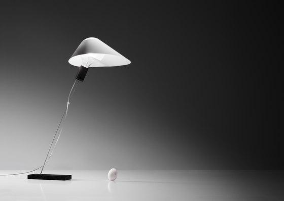 Glatzkopf Table by Ingo Maurer | Table lights