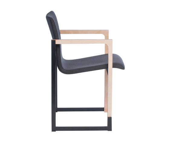 Nora by AKABA | Visitors chairs / Side chairs