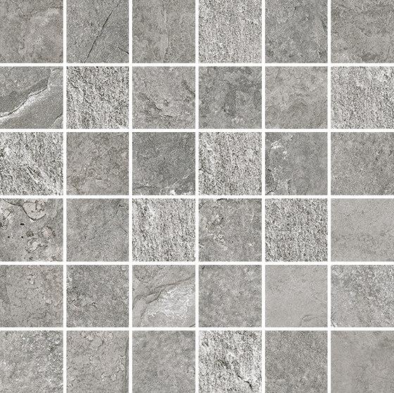 Blackboard | mosaico ash di Cerdisa | Piastrelle ceramica