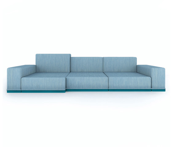Fields by RS Barcelona | Garden sofas