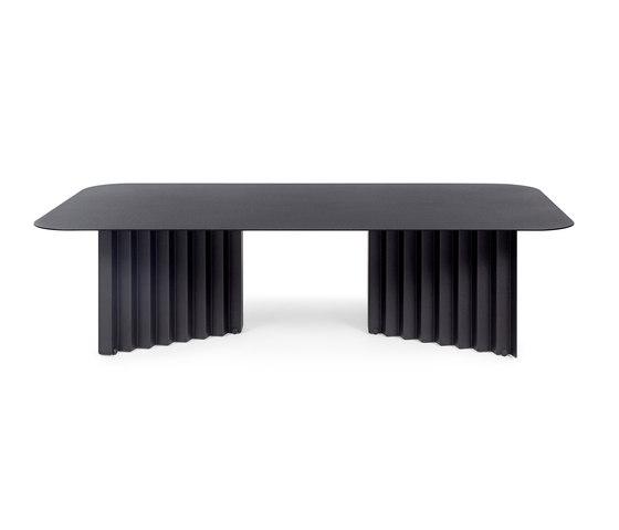 Plec Table Large Metal de RS Barcelona   Mesas de centro