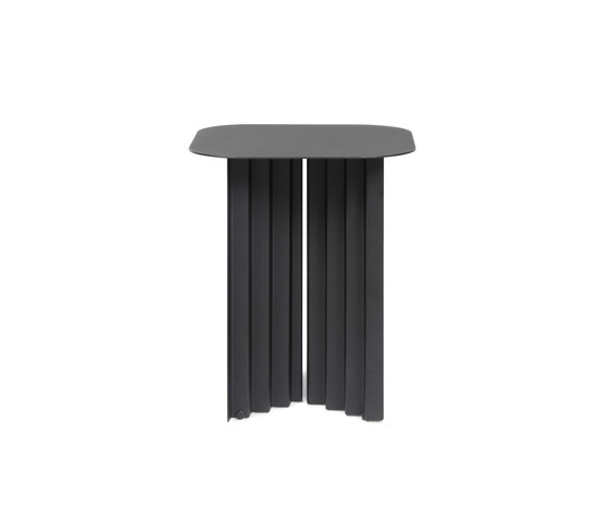Plec Table Small Metal by RS Barcelona | Side tables