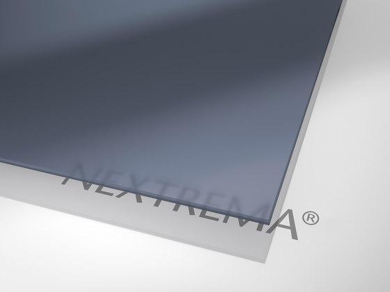 NEXTREMA® translucent bluegrey (712-6) by SCHOTT AG | Decorative glass