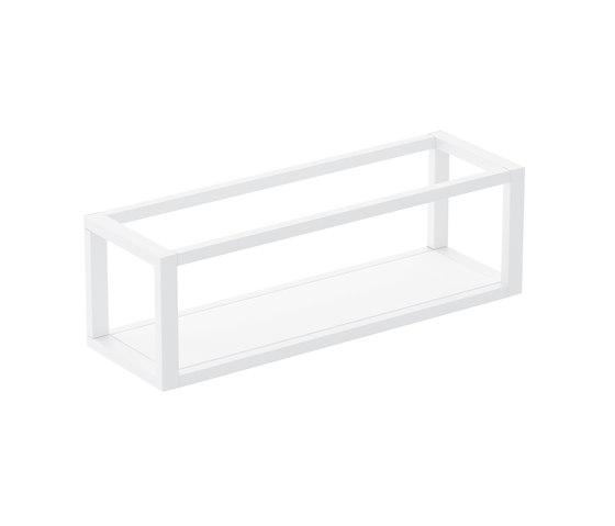 The Grid by Cosmic | Bath shelves
