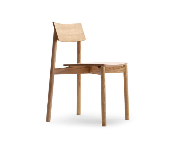 Rib 11/L by Very Wood | Chairs