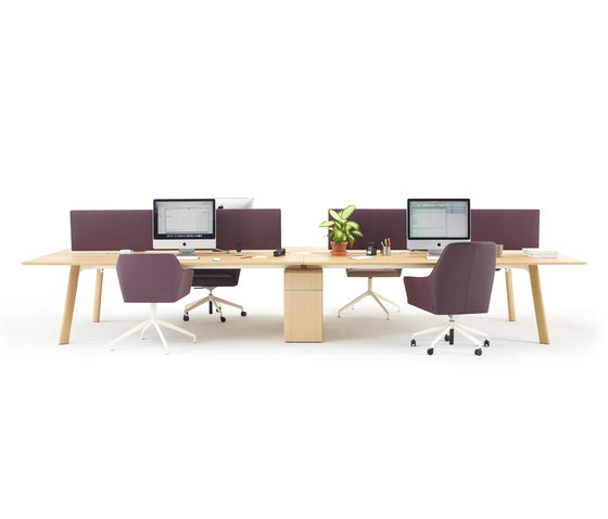Grid Work | Team by Arco | Table dividers