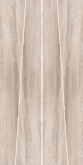 Natura | diagonale abete bianco naturale di Cerdisa | Piastrelle ceramica