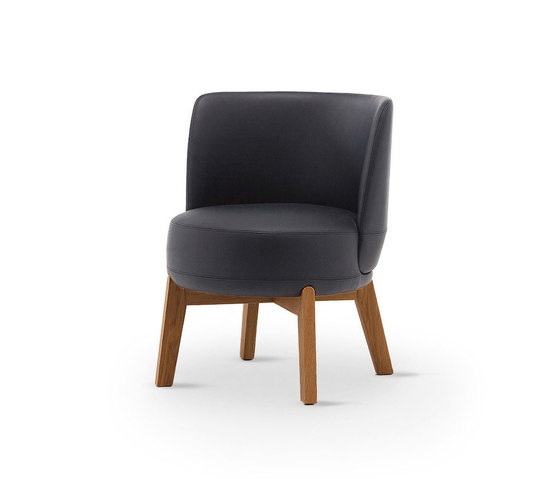 Rond 02/L von Very Wood | Loungesessel