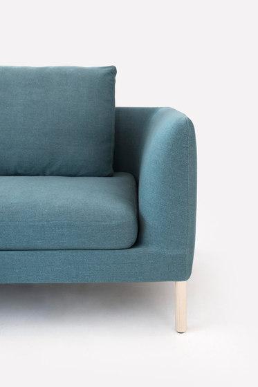 Delta 175 Sofa de Bensen | Canapés d'attente