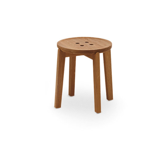 Rond 09 by Very Wood | Ottomans
