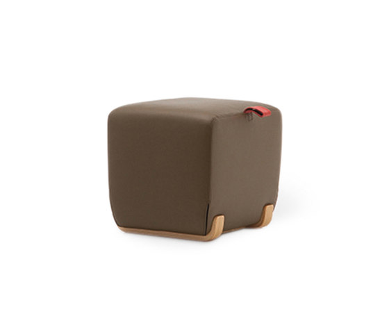 Skid 09 de Very Wood | Poufs