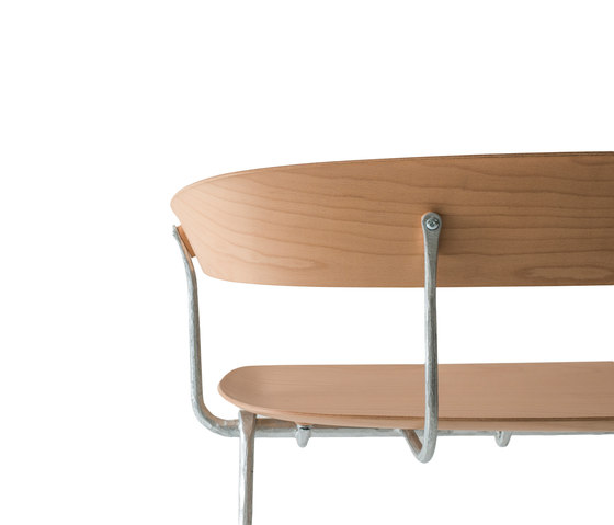 Officina bench by Magis   Benches