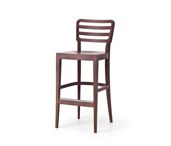 Wiener 16/L by Very Wood   Bar stools