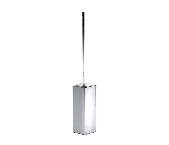 Metric Free Standing Toilet Brush by Pomd'Or | Toilet brush holders
