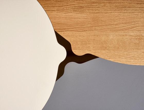 AK 550-522-512 Orbit Coffee Table di Naver Collection | Tavolini di servizio