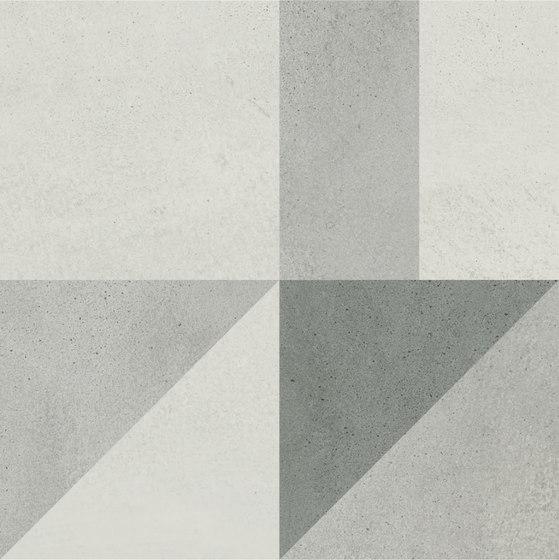 Puntozero | geodecoro freddo de Cerdisa | Baldosas de cerámica