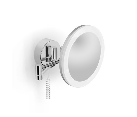 Illusion Wandvergrösserungsspiegel Mit Beleuchtung von Pomd'Or   Spiegel