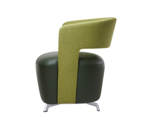 Allora lounge chair de Dauphin | Sillones