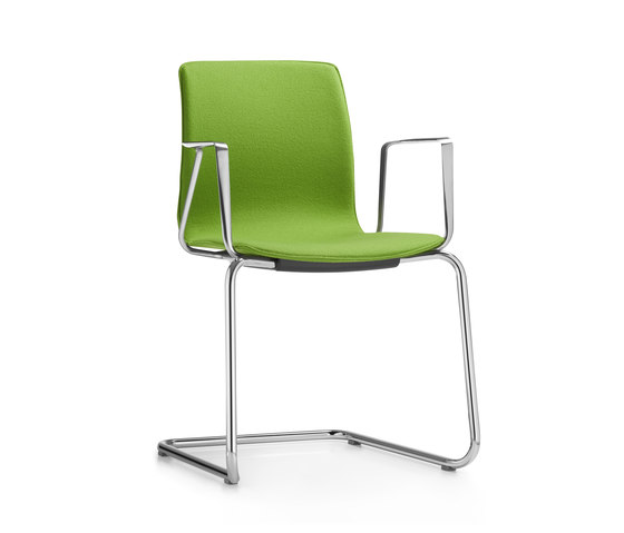 Fiore cantilever chair by Dauphin   Chairs