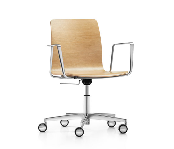 Fiore conference swivel chair by Dauphin | Chairs