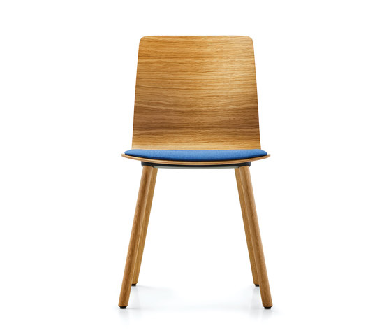 Fiore four-legged model by Dauphin | Restaurant chairs