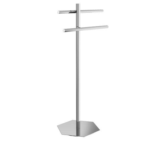 Mirage Free Standing Towel Rack by Pomd'Or | Towel rails