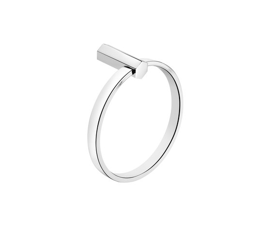 Mirage Towel Ring by Pomd'Or | Towel rails