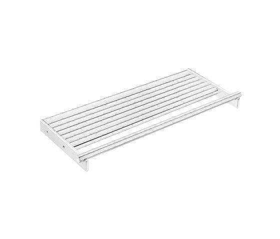 Mirage Towel Rack Shelf by Pomd'Or | Bath shelves