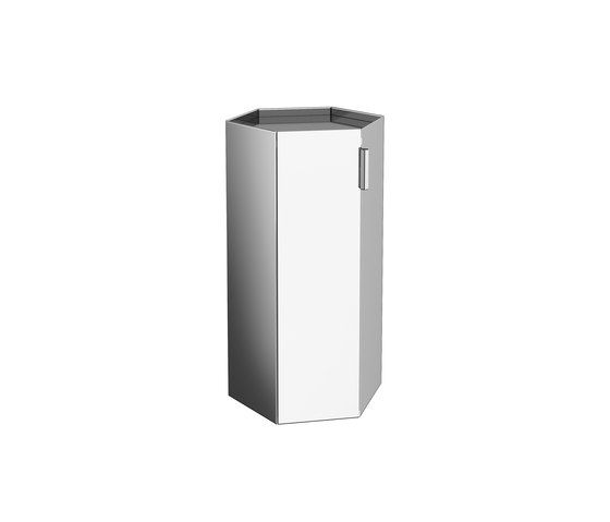 Mirage 2 Doors Additional Unit by Pomd'Or   Freestanding cabinets