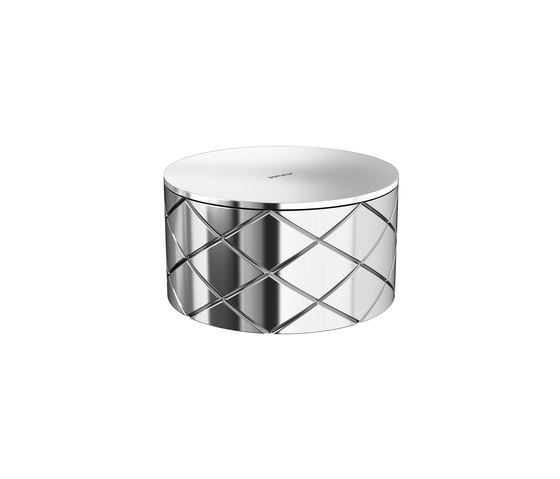 Mirage Rhombus Pot by Pomd'Or | Beauty accessory storage