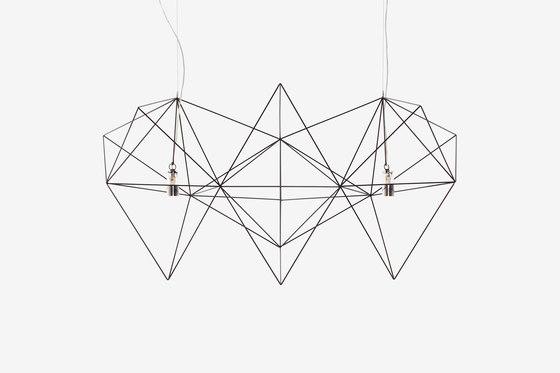 Prism large von Nathalie Dewez Lighting | Pendelleuchten