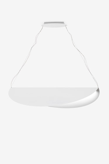Ellipse small de Nathalie Dewez Lighting | Suspensions