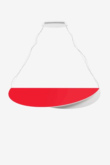 Ellipse small de Nathalie Dewez Lighting   Suspensions