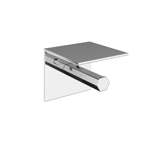 Mirage Paper Holder With Cover by Pomd'Or | Paper roll holders