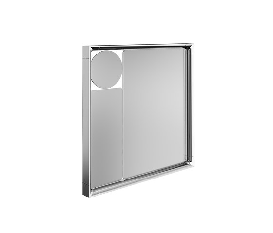 Mirage Mirror With 3 Glasses by Pomd'Or | Mirrors