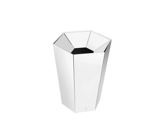 Mirage Waste Bin by Pomd'Or | Bath waste bins