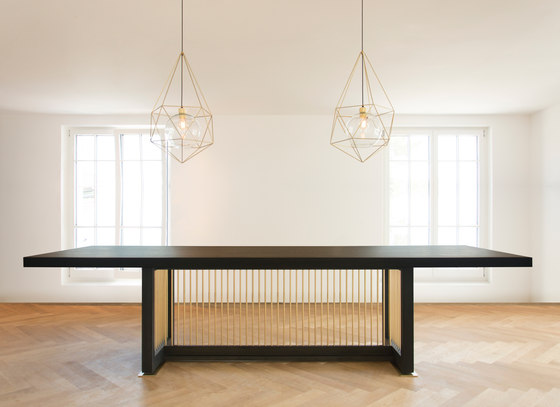 Art Déco by ondo | Dining tables