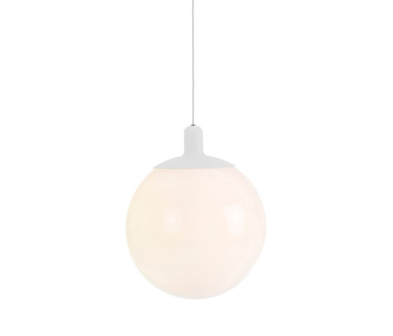 Dolly 36 pendant white by Bsweden | Suspended lights