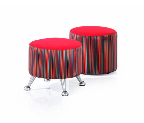 Stool Dot de Four Design | Pufs