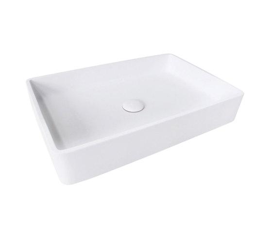 Bagnotec | Peace Countertop Wash Basin de BAGNODESIGN | Lavabos
